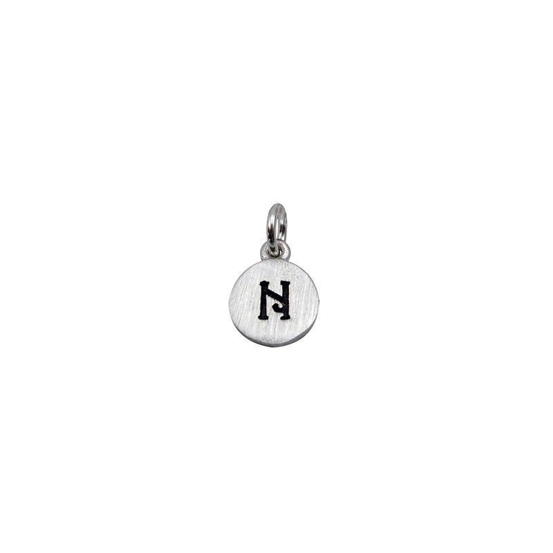 Berco Jewelry  Initial 'N' Charm
