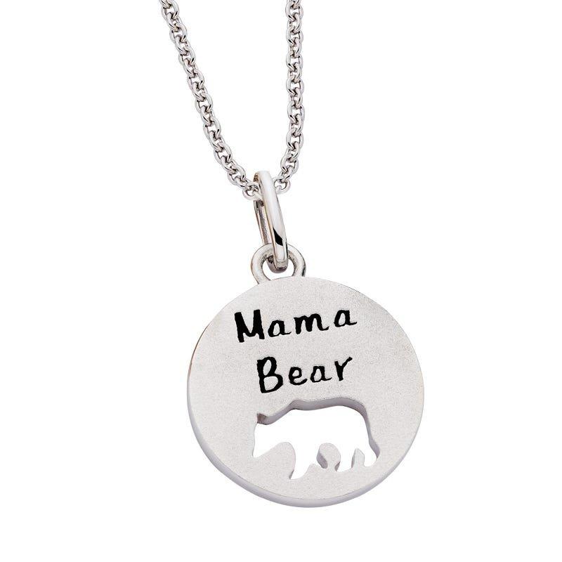 Berco Jewelry Mama Bear Pendant