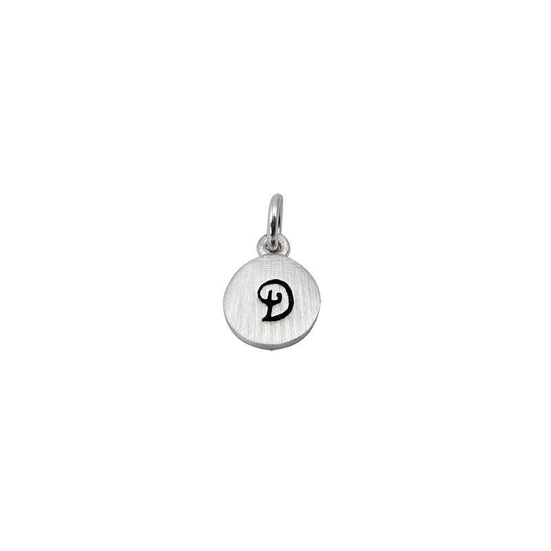 Berco Jewelry Initial 'D' Charm