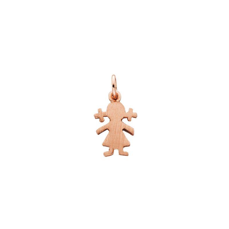 Berco Jewelry Girl Charm