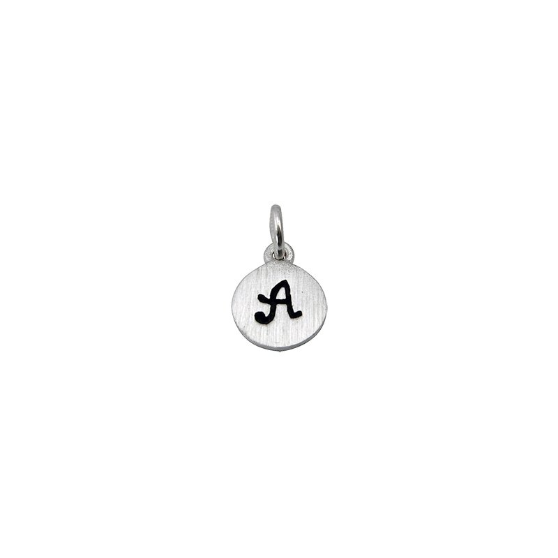 Berco Jewelry Initial 'A' Charm