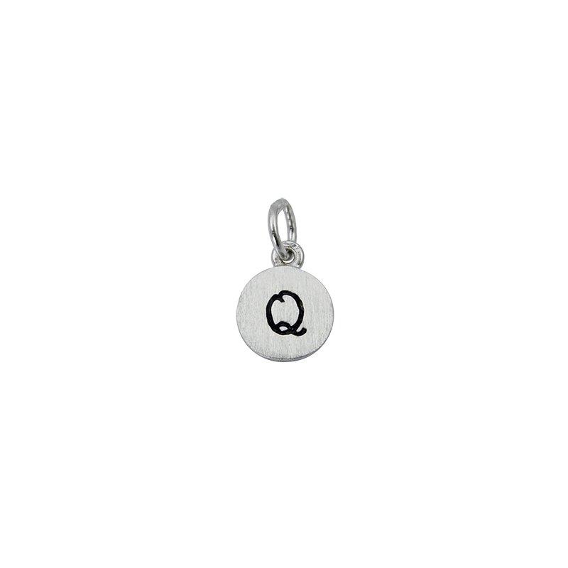 Berco Jewelry Initial 'Q' Charm