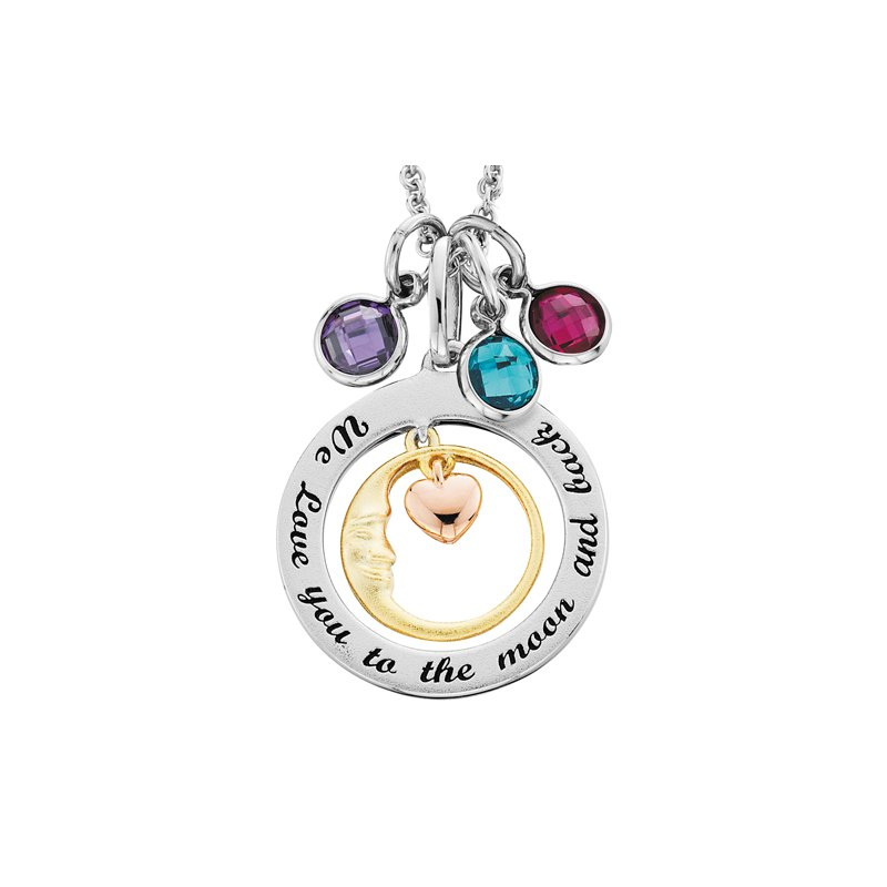 Berco Jewelry Love You To The Moon & Back
