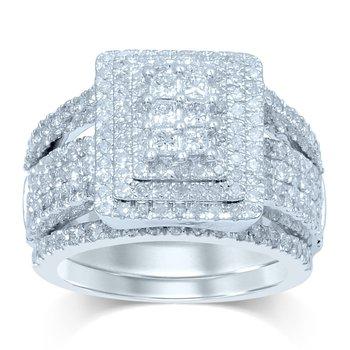 14K 2.00Ct Diam Bridal Ring