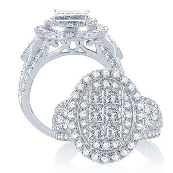 14K 3.01Ct Diam Ring