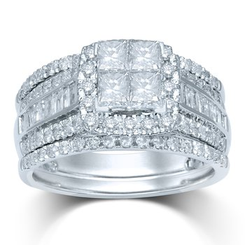 14K 2.00Ct Diam Bridal Ring