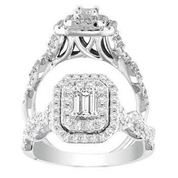14K 1.00Ct Diam Ring