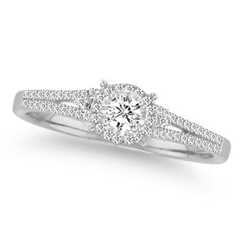 14K  0.25 Ct Diam Ring