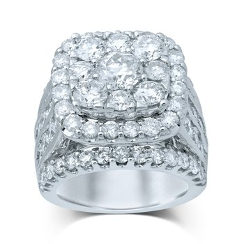 14K 8.00Ct Diam Bridal Ring