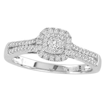 14K 0.30Ct Diam Ring