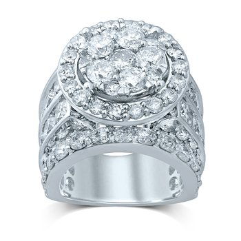 14K 10.00Ct Diam Ring