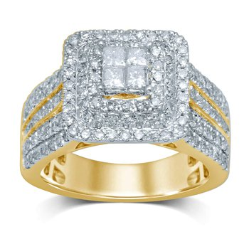 14K 1.52Ct Diam Ring