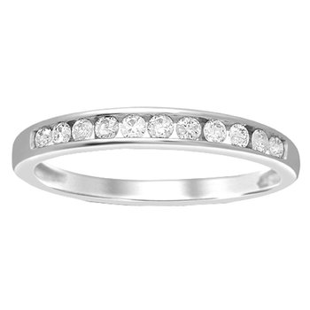 14K  0.27Ct Diam Ladies  Band