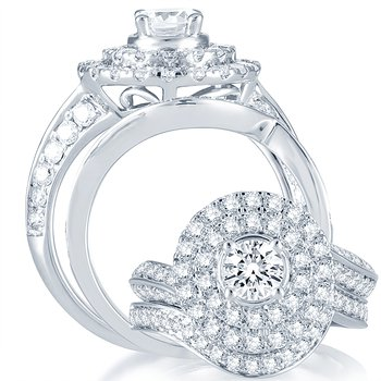 14K  2.01Ct  Diam  Bridal  Ring