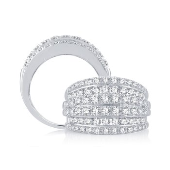 14K 2.00Ct Diam Band