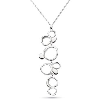 Coast Shore Cascade Sandblast Necklace