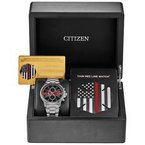 Citizen Men's Thin Red Line