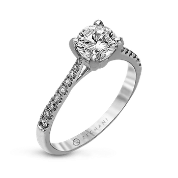 ZR752 ENGAGEMENT RING