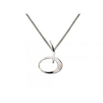 Petite Elliptical Pendant