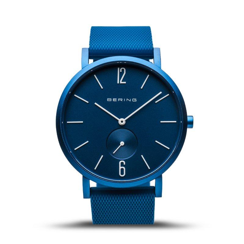 Bering True Aurora Blue Men's Watch