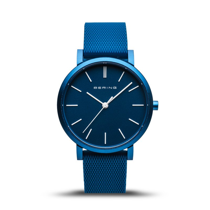 Bering True Aurora Blue Ladies Watch