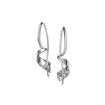 Corkscrew Earring