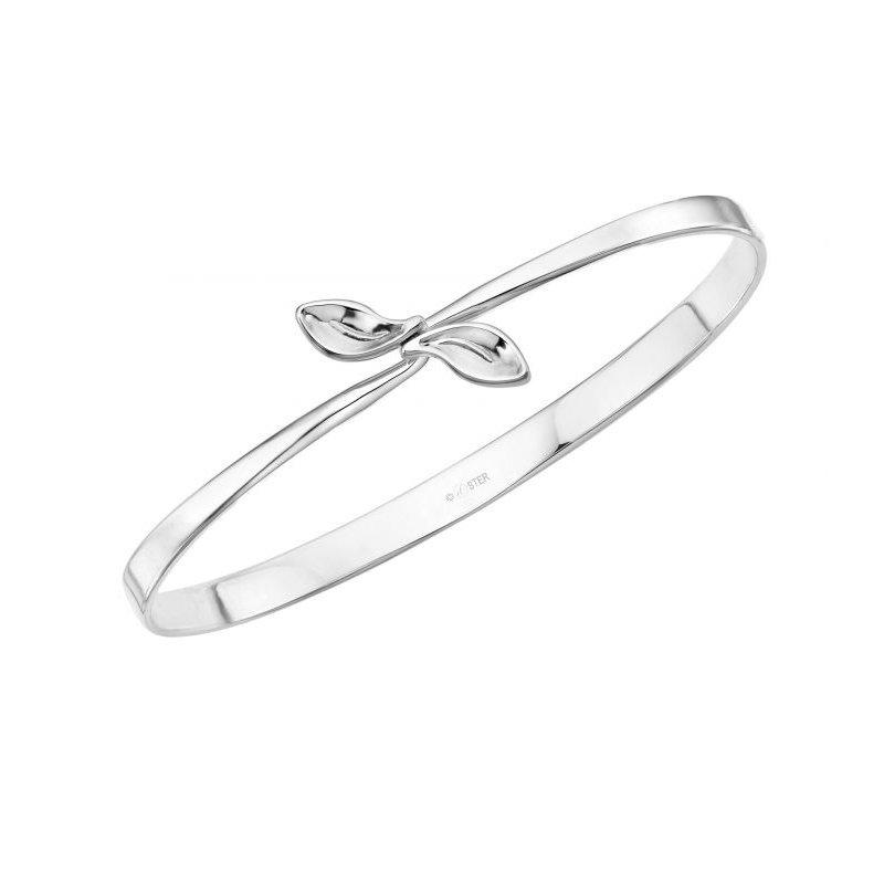 E.L. Designs Be-Leaf Bracelet