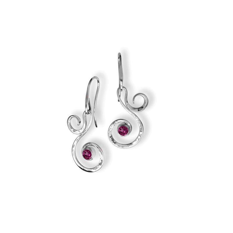 E.L. Designs Fiddlehead Earring