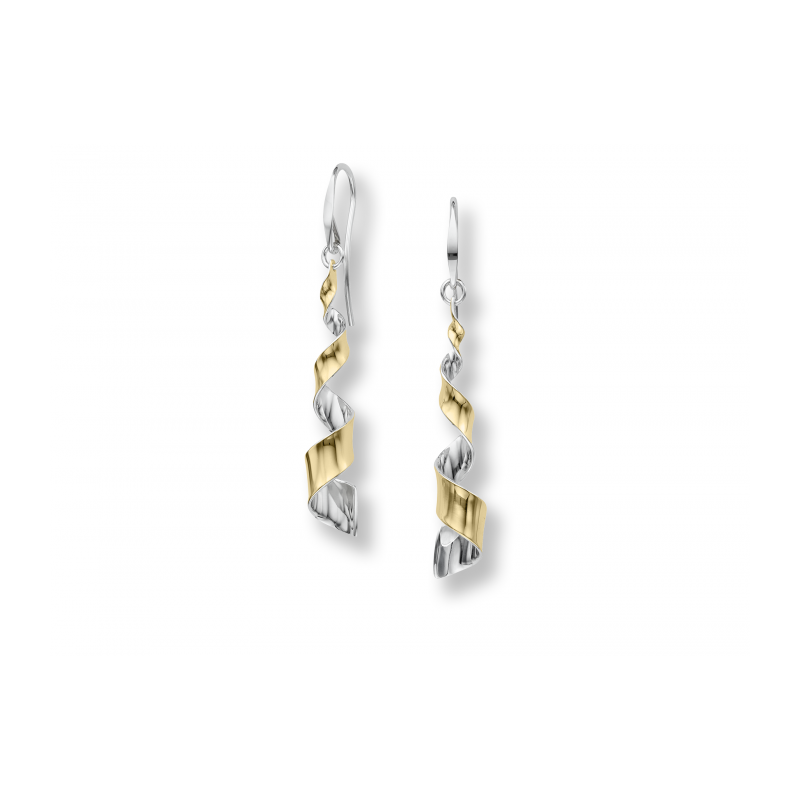 E.L. Designs Twist Earrings