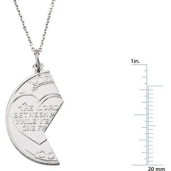 Mizpah Coin Pendant