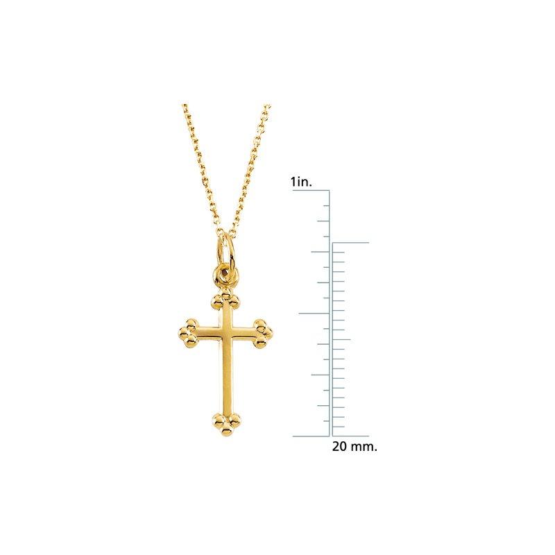 Religious Jewelry Cross Pendant