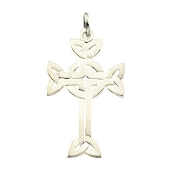 Celtic Design Cross Pendant