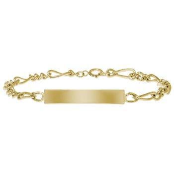 Infants Gold Filled Identification Bracelet