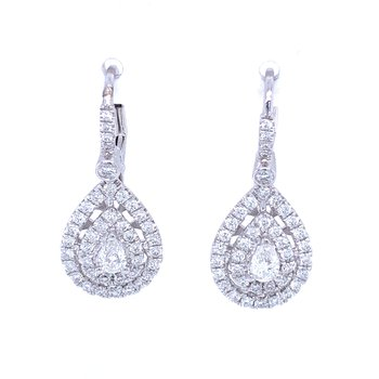 Perfection Pear Shaped Earrings