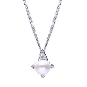 Windsor Pearl Pendant