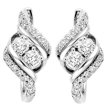 Twogether Collection Earrings