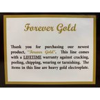 Bryan Beauties Forever Gold 3.5mm 24inch Rope Chain