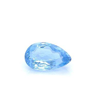 Pear Shaped Aquamarine 1.12ct