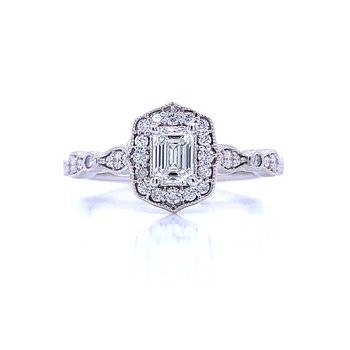 Pick Your Shape - Emerald Cut