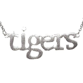 Tigers- Spell out