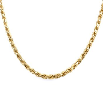 3mm Rope Chain - 22 inches