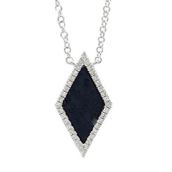 Harlequin Noir Necklace