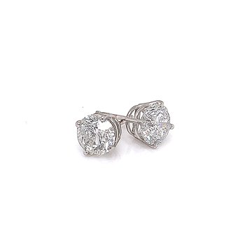 2 1/3ctw Diamond Studs