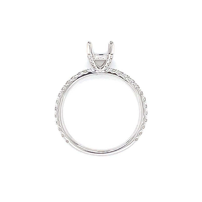 Bryan Beauties Diamond Semi-mount -14kw