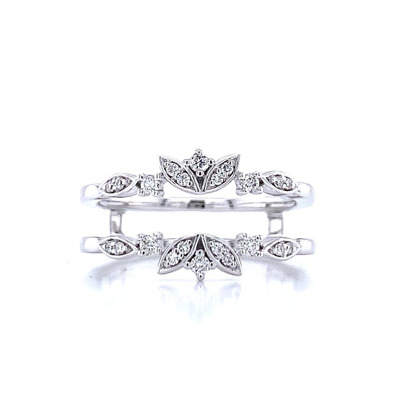 Ostbye Trimmed Out Diamond Ring Guard