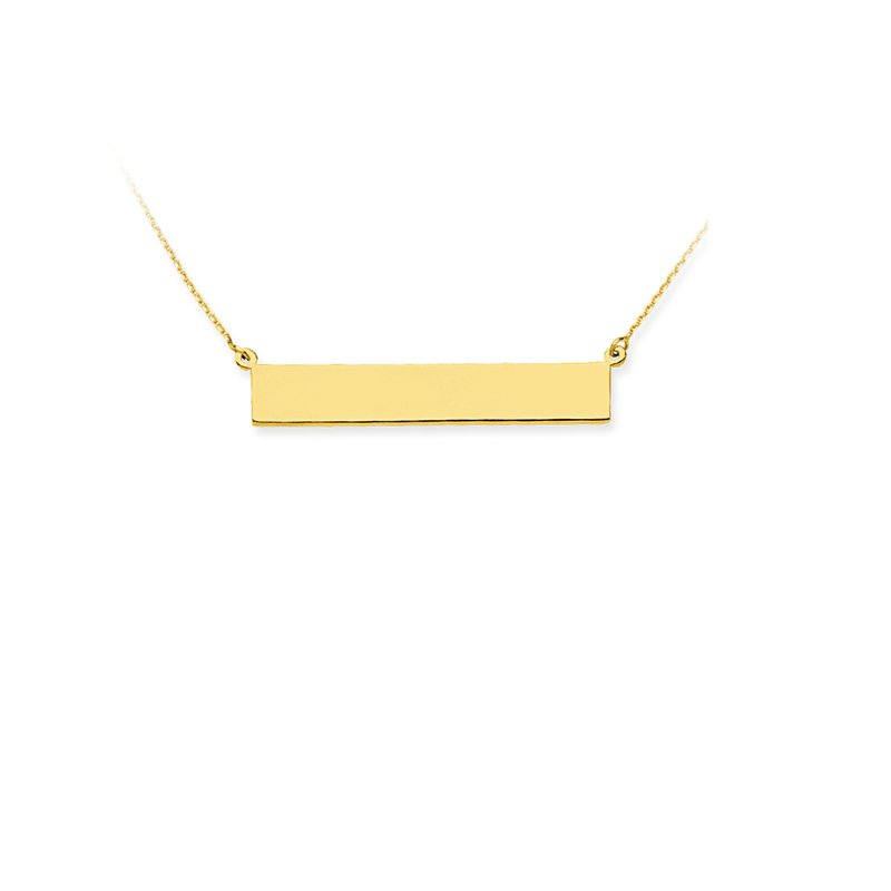 Bryan Beauties Trapeze Bar - yellow vermeil