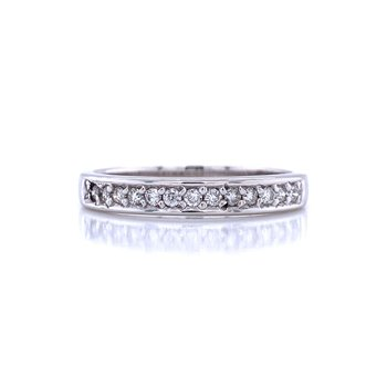 1/5ctw Diamond Band