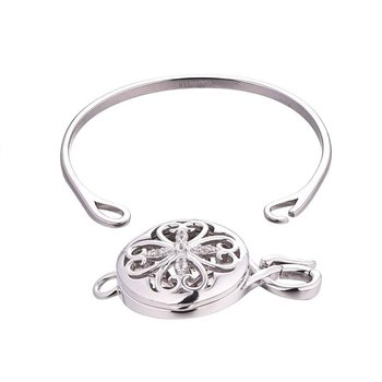Rosa Bangle Locket