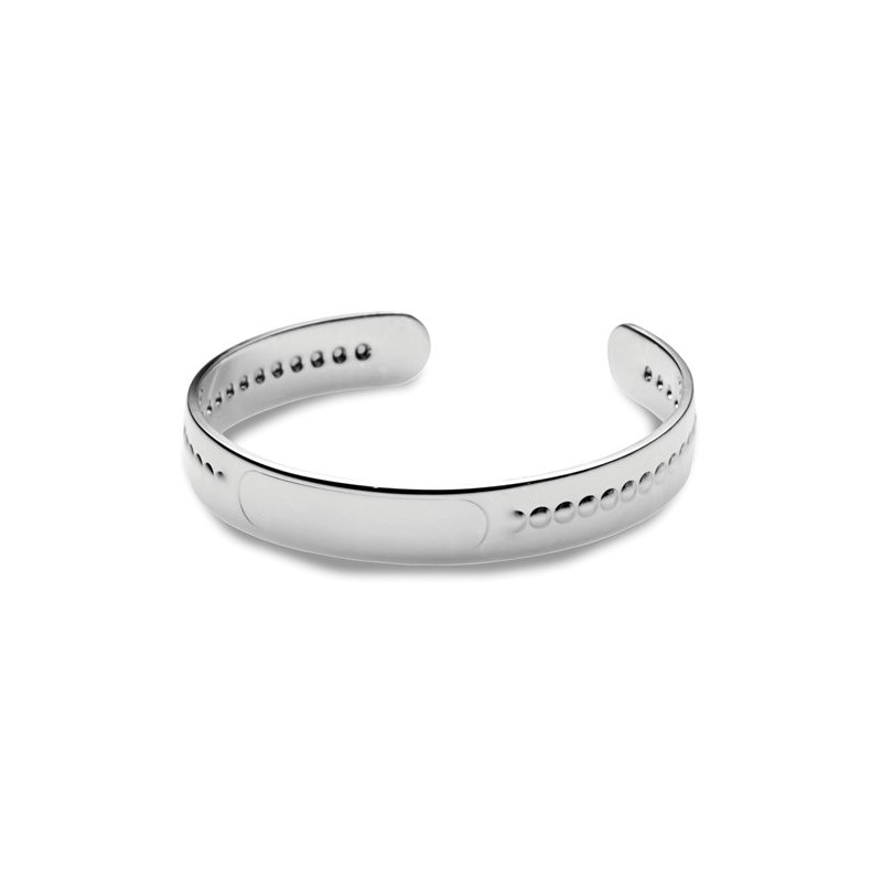 Bryan Beauties Sterling Silver Cuff Bracelet for Child