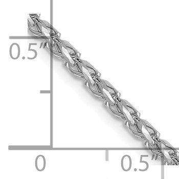 Diamond Cut Open Franco Chain